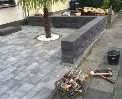 Klara Gartenbau Gmbh - Pflasterarbeiten
